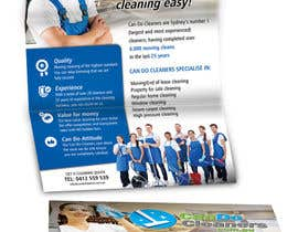 #22 for Design a flyer for a house cleaning company by ssergioacl