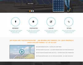 #11 para webdesign for photovoltaic company por websoft07
