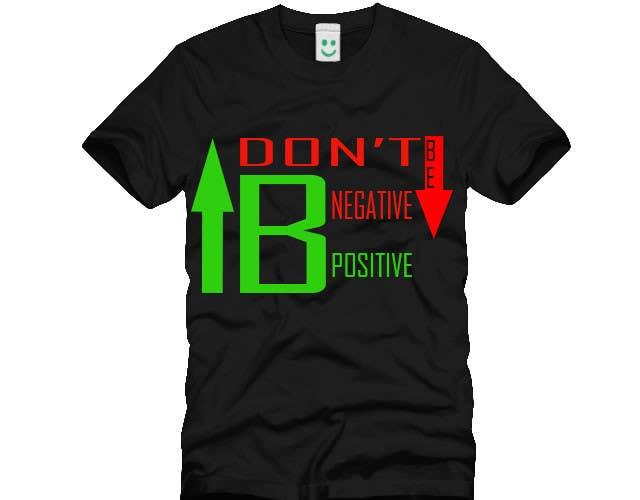 Konkurrenceindlæg #                                        23                                      for                                         Design a T-Shirt for Motivation Business