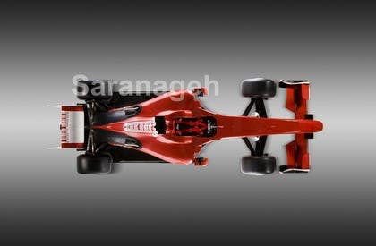 #19 untuk Need TOP view image of Formula 1 Racing Car oleh Saranageh90