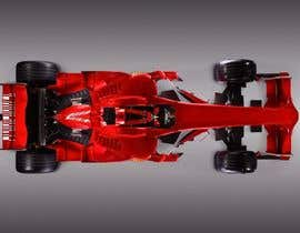 #4 untuk Need TOP view image of Formula 1 Racing Car oleh jovi18