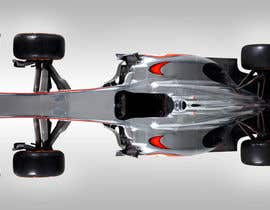 #17 untuk Need TOP view image of Formula 1 Racing Car oleh Pokerzxc