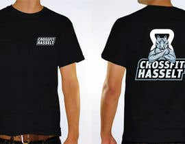 #117 for Ontwerp een T-shirt for Crossfit Hasselt af tmkhung