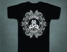 #52 cho Ontwerp een T-shirt for Crossfit Hasselt bởi mj956