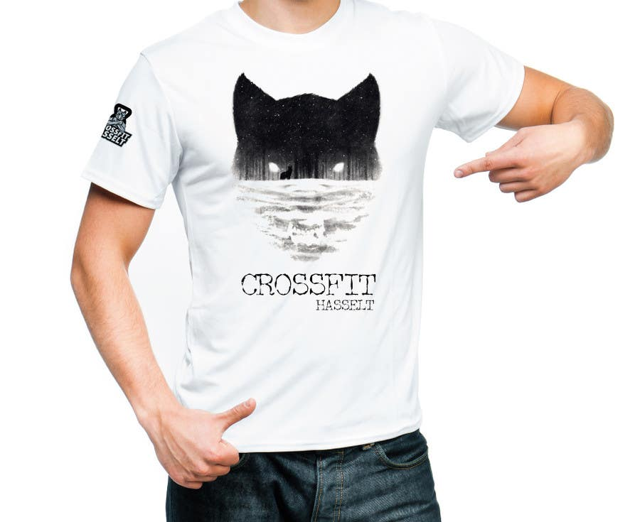 Contest Entry #33 for Ontwerp een T-shirt for Crossfit Hasselt