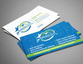 #171 สำหรับ business cards for my pressure cleaning business โดย rockonmamun