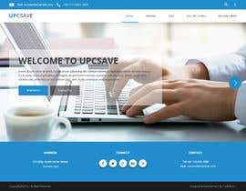 #2 para Design a Website Mockup for UPCSAVE por syrwebdevelopmen