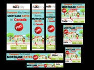 Graphic Design Konkurrenceindlæg #9 for Design a complete set of Banners ads for a Mortgage comparison website