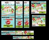 Graphic Design Konkurrenceindlæg #16 for Design a complete set of Banners ads for a Mortgage comparison website
