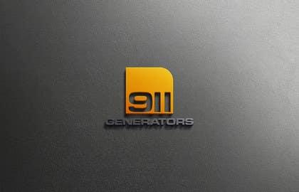 Nro 32 kilpailuun Design a Logo for 911 Generators käyttäjältä thelionstuidos