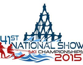 #14 for Design a Logo for National Show Ski Championships af ralfgwapo