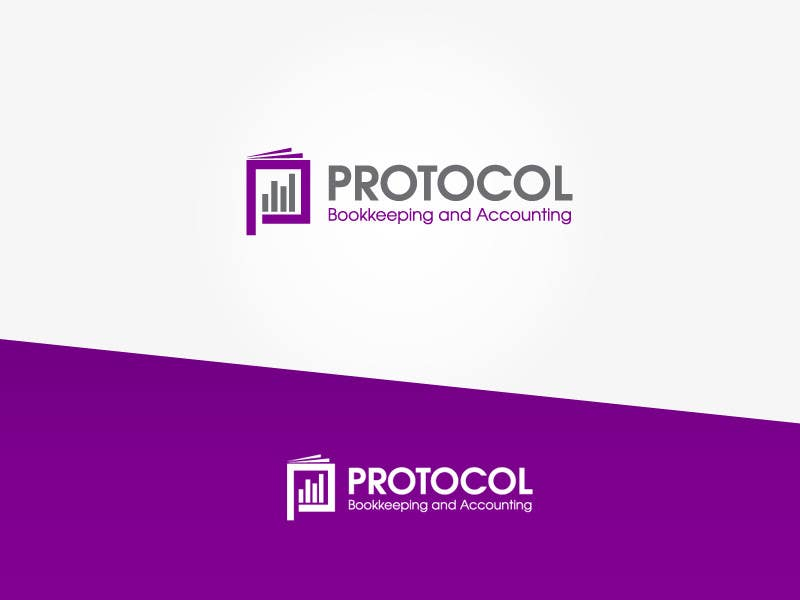 Konkurrenceindlæg #                                        151                                      for                                         Design a Logo for Protocol Bookkeeping and Accounting