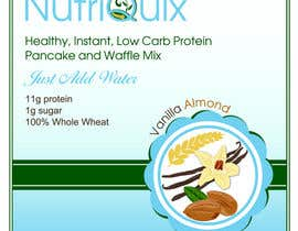 "#59 for Design a Logo and Label for ""NutriQuix"" af CarmenD80"