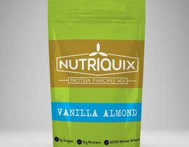 "#32 for Design a Logo and Label for ""NutriQuix"" af chubbycreations"