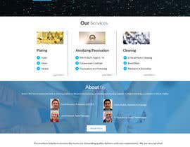 #2 untuk Design a Website Mockup for a Website Redesign oleh designcreativ