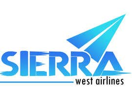 #3 para Design a Logo for Sierra West Airlines por ravimalviya
