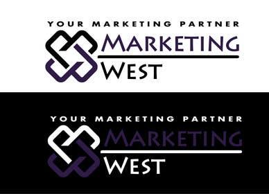 #24 for Design a Logo for MarketingWest af muzden