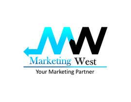 #2 for Design a Logo for MarketingWest by vasantjadhav