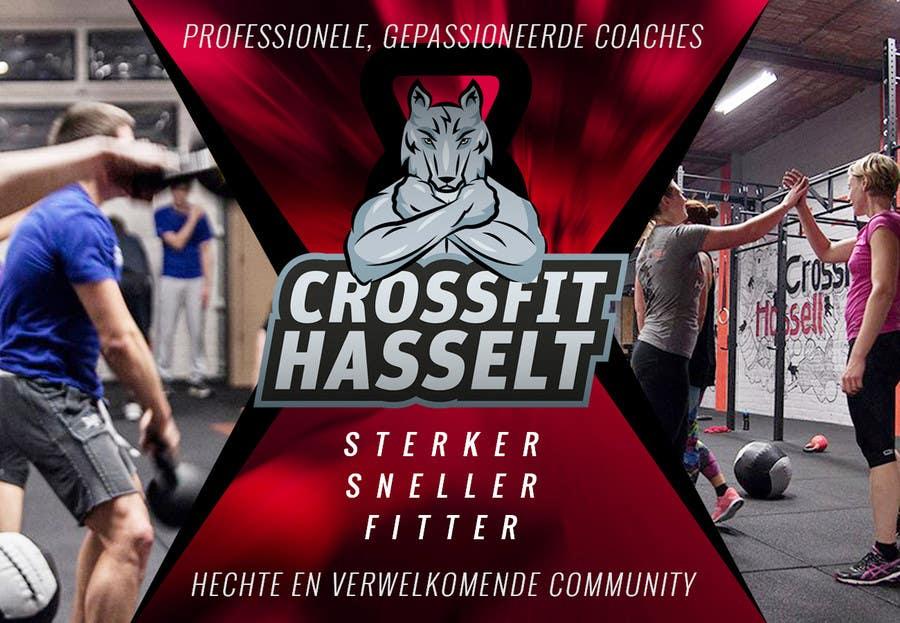 Contest Entry #                                        25                                      for                                         Ontwerp een Advertentie for Crossfit Hasselt on Facebook