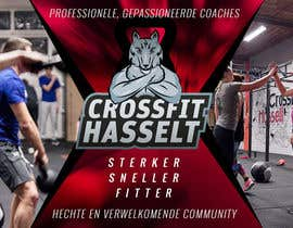 #25 cho Ontwerp een Advertentie for Crossfit Hasselt on Facebook bởi J2CreativeGroup