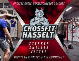 #26 for Ontwerp een Advertentie for Crossfit Hasselt on Facebook by J2CreativeGroup