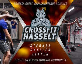 #28 for Ontwerp een Advertentie for Crossfit Hasselt on Facebook by J2CreativeGroup
