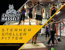 #30 cho Ontwerp een Advertentie for Crossfit Hasselt on Facebook bởi J2CreativeGroup