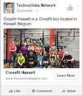 Advertisement Design Contest Entry #9 for Ontwerp een Advertentie for Crossfit Hasselt on Facebook