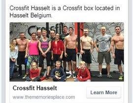 #14 cho Ontwerp een Advertentie for Crossfit Hasselt on Facebook bởi Technolinks