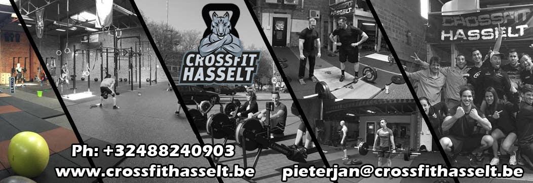 Contest Entry #                                        22                                      for                                         Ontwerp een Advertentie for Crossfit Hasselt on Facebook