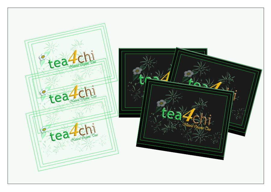 Inscrição nº 200 do Concurso para Design a logo for tea
