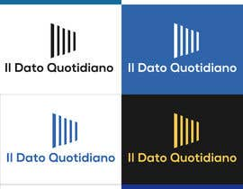 #30 for Data Journalism site logo - Il Dato Quotidiano af timwilliam2009