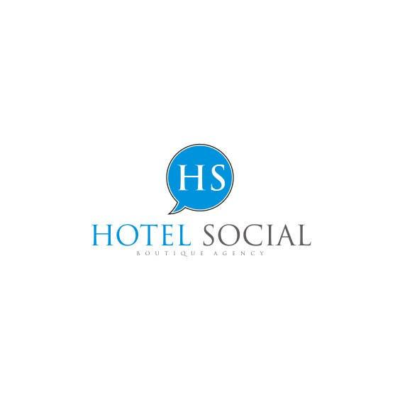 Inscrição nº                                         48                                      do Concurso para                                         Design a Logo for Hotel Social Media Agency
