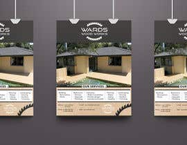 #13 cho Design a Flyer for Woodwork/ Handyman bởi igraphicdesigner