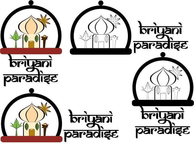 Konkurrenceindlæg #36 for Design a Logo for an Indian Restaurant