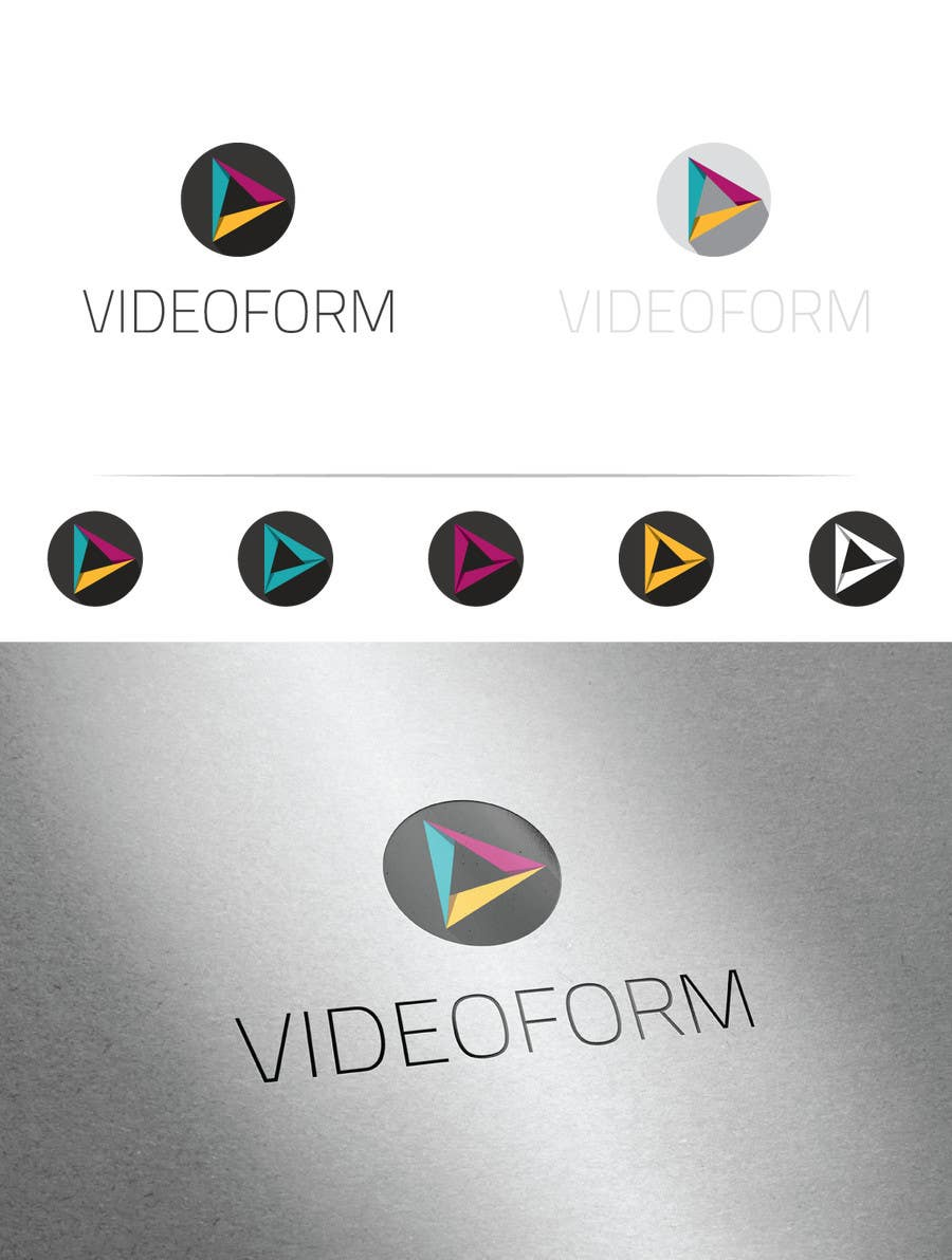 Konkurrenceindlæg #75 for Design a Logo for VIDEOFORM