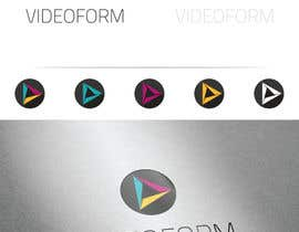 #75 for Design a Logo for VIDEOFORM af Deezastarr