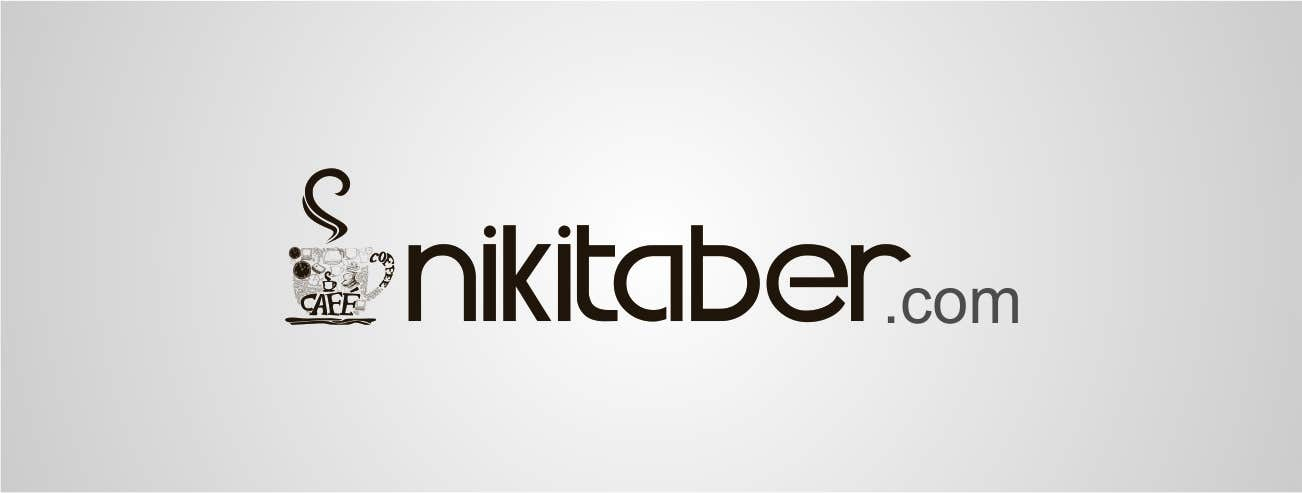 Konkurrenceindlæg #                                        43                                      for                                         Design a Logo for my blog. nikitaber.com