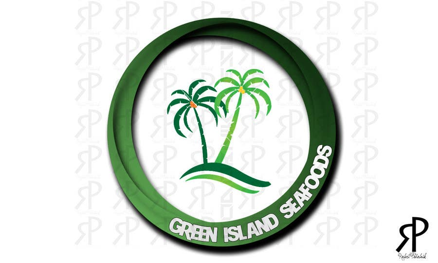Konkurrenceindlæg #                                        2                                      for                                         Design a Logo for Green Island Seafoods