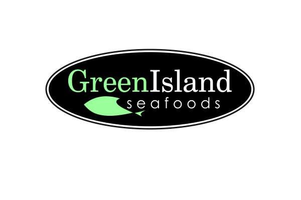 Konkurrenceindlæg #                                        26                                      for                                         Design a Logo for Green Island Seafoods