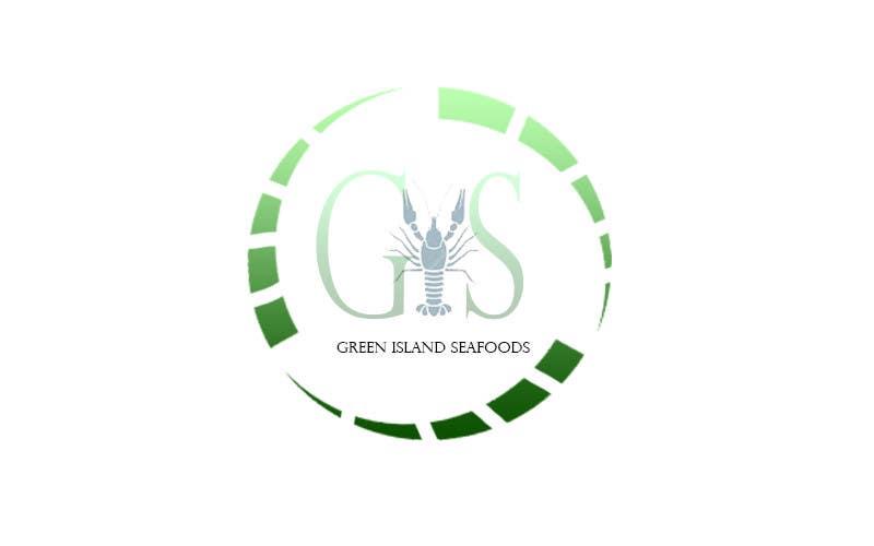 Konkurrenceindlæg #                                        6                                      for                                         Design a Logo for Green Island Seafoods