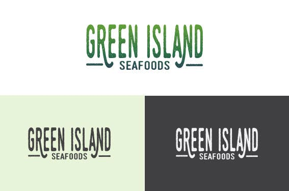 Konkurrenceindlæg #                                        31                                      for                                         Design a Logo for Green Island Seafoods
