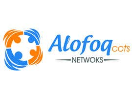 #226 for Design a Logo for ALOFOQ SYS af wajahatgraphic