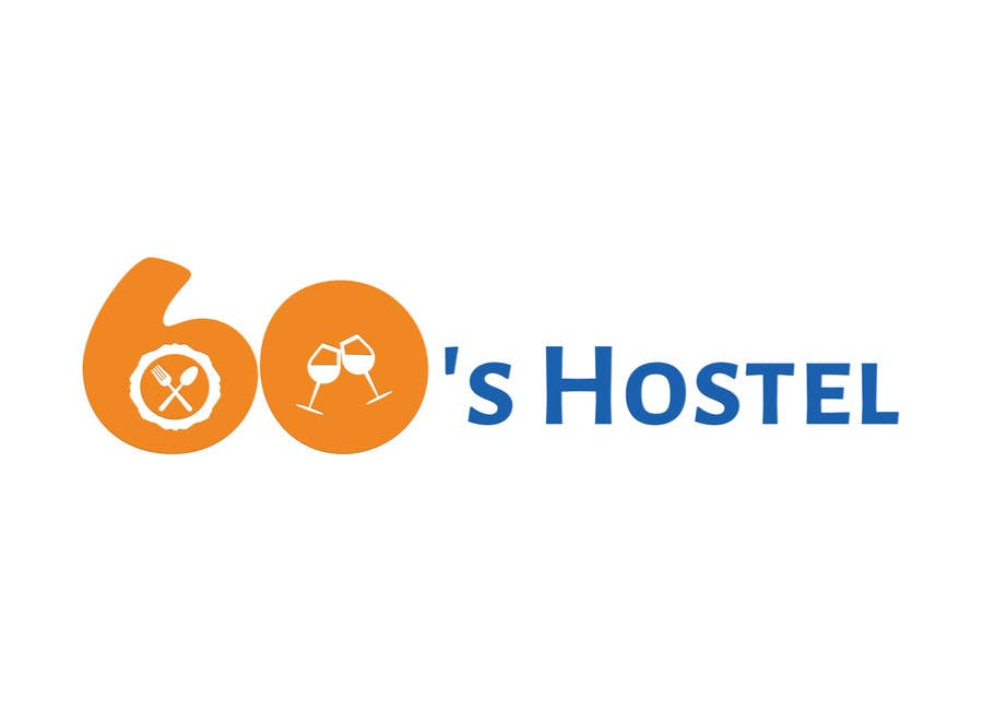"Contest Entry #9 for Design a Logo for ""60's Hostel"""