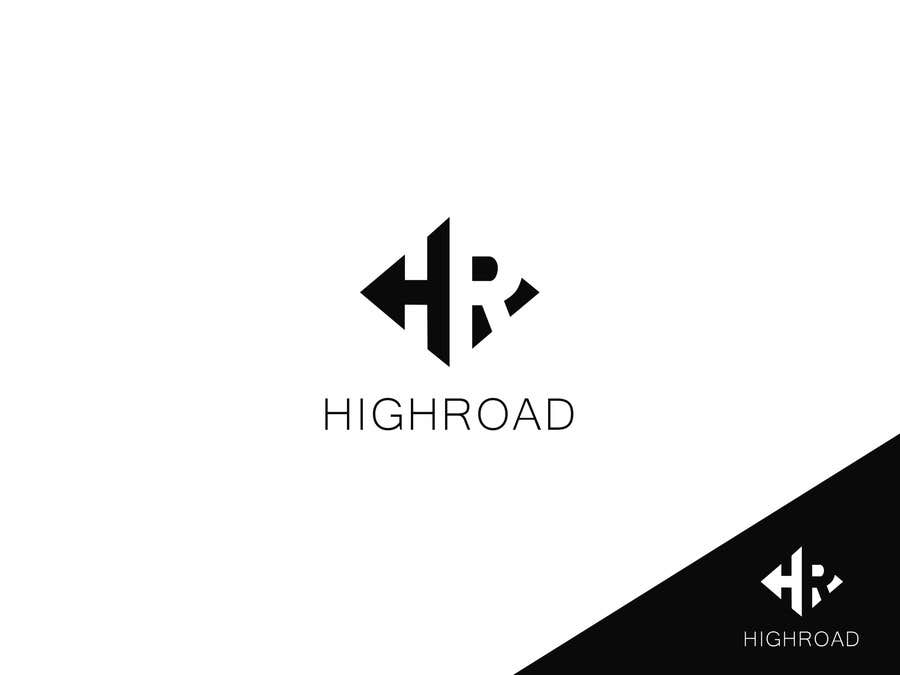 """Konkurrenceindlæg #118 for Logo for a luxe jewelry brand """"High Road"""""""