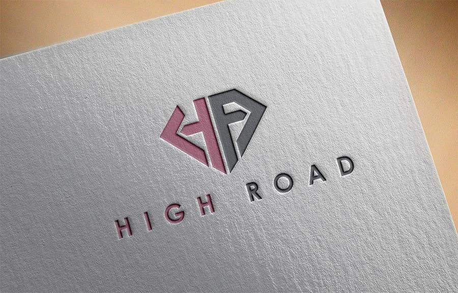 """Konkurrenceindlæg #113 for Logo for a luxe jewelry brand """"High Road"""""""