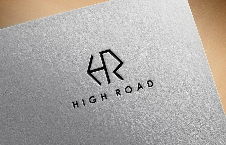 """Konkurrenceindlæg #139 for Logo for a luxe jewelry brand """"High Road"""""""