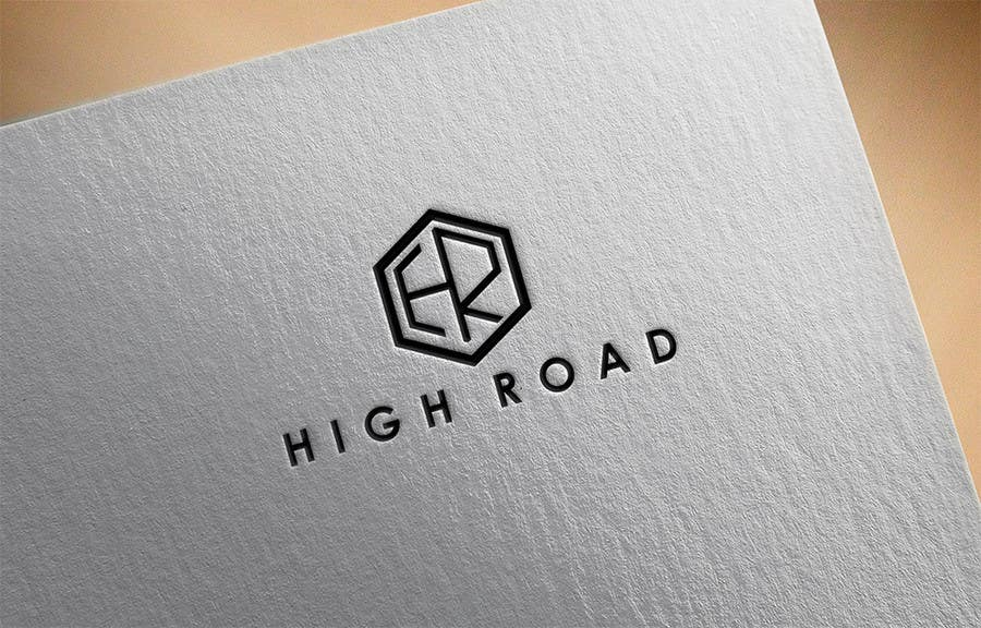 """Konkurrenceindlæg #146 for Logo for a luxe jewelry brand """"High Road"""""""