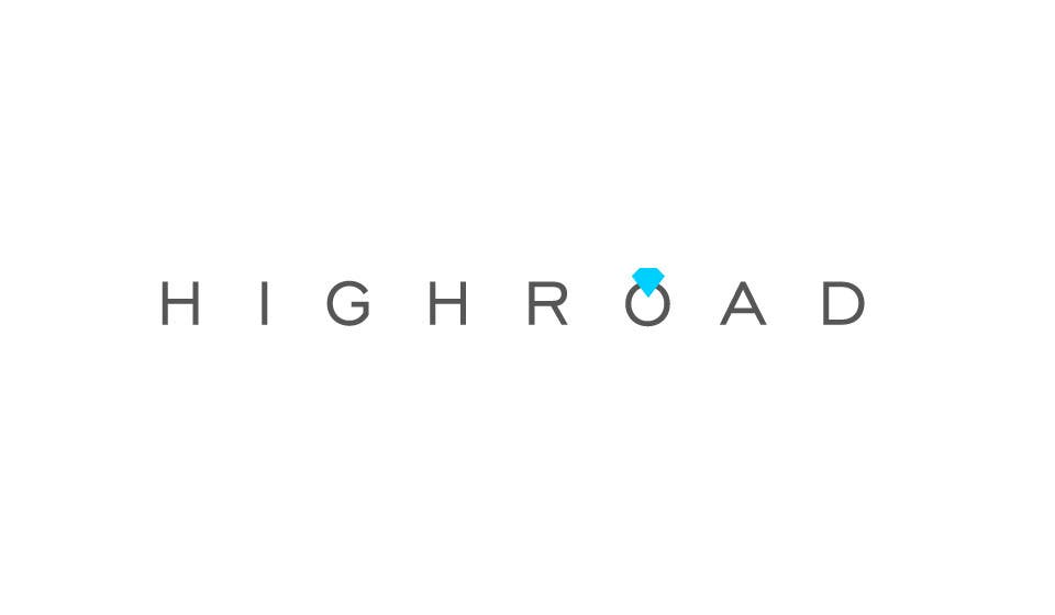 """Konkurrenceindlæg #56 for Logo for a luxe jewelry brand """"High Road"""""""