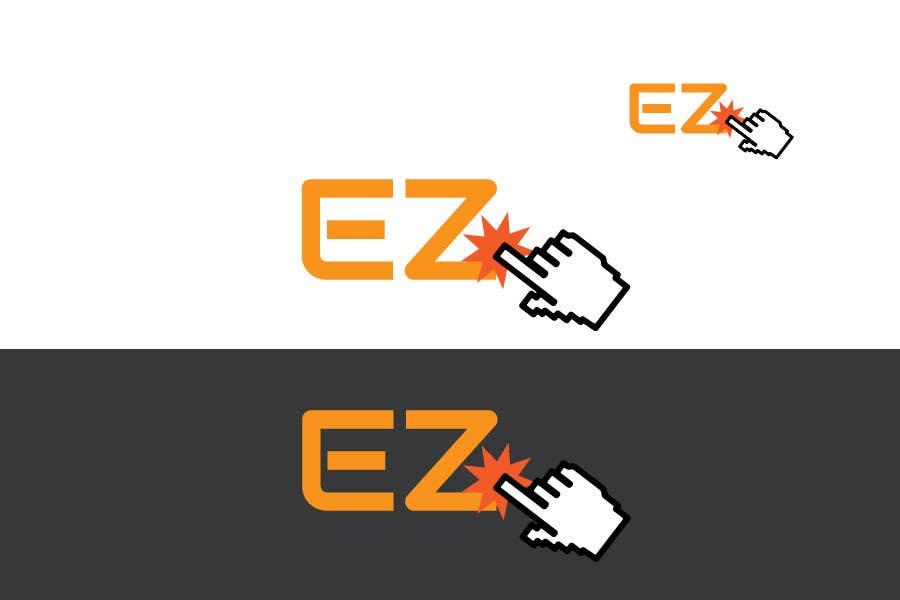 Konkurrenceindlæg #26 for Design a Logo for Ez-Clicks